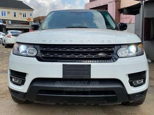 Land Rover Range Rover Sport 2015 Off White   Cars for sale in Lagos State, Ikeja