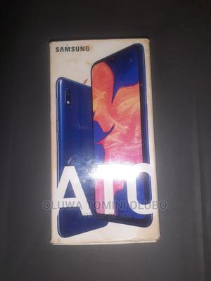 Samsung A10 32 GB Blue | Mobile Phones for sale in Lagos State, Alimosho