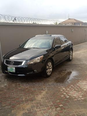 Honda Accord 2008 2.4 EX Automatic Black | Cars for sale in Lagos State, Lekki
