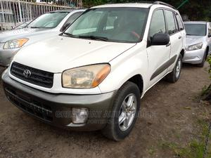 Toyota RAV4 2001 White | Cars for sale in Lagos State, Surulere