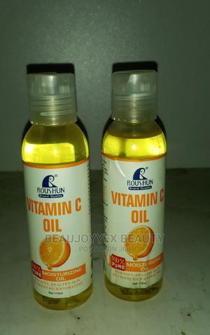 Roushun Vitamin C Oil | Skin Care for sale in Lagos State, Ikeja