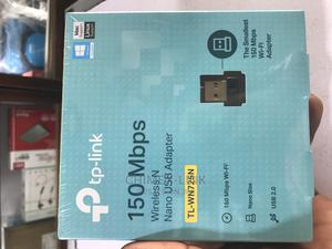 Tp-Link 150mbps Wireless N Nano Usb Adapter Tl-Wn725n | Computer Accessories  for sale in Lagos State, Ikeja