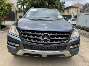 Mercedes-Benz M Class 2014 Gray | Cars for sale in Lagos State, Agege