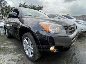 Toyota RAV4 2008 2.4 Black | Cars for sale in Lagos State, Ikeja