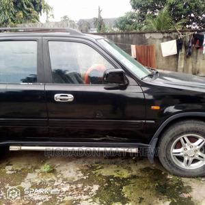 Honda CR-V 2000 Black | Cars for sale in Lagos State, Ojo