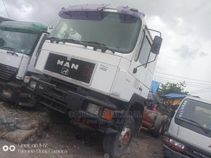 Commander MAN Diesel Truck 10 Tyres Cab and Chassis Tokunbo   Trucks & Trailers for sale in Lagos State, Apapa