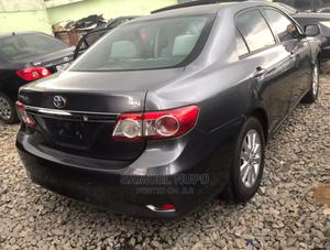 Toyota Corolla 2012 Gray | Cars for sale in Lagos State, Ogba