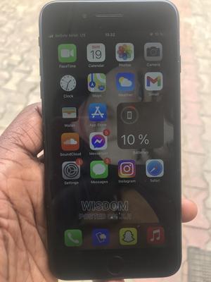 Apple iPhone 7 Plus 256 GB Black   Mobile Phones for sale in Lagos State, Alimosho