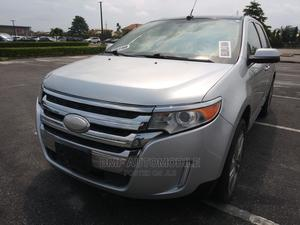 Ford Edge 2011 Silver | Cars for sale in Lagos State, Agege