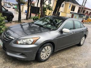 Honda Accord 2010 Sedan EX Automatic Gray | Cars for sale in Lagos State, Gbagada