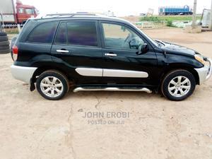 Toyota RAV4 2004 2.0 4x4 Executive Black | Cars for sale in Abuja (FCT) State, Gwagwalada