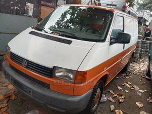 Orange and White Volkswagen Transporter | Buses & Microbuses for sale in Lagos State, Apapa