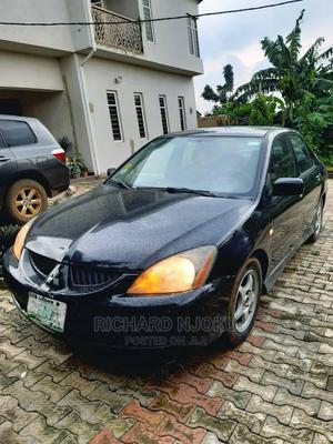Mitsubishi Lancer 2005 Blue | Cars for sale in Lagos State, Lekki