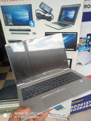 Laptop HP EliteBook 840 G5 8GB Intel Core I7 SSD 256GB   Laptops & Computers for sale in Lagos State, Ikeja
