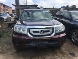 Honda Pilot 2009 Burgandy   Cars for sale in Oyo State, Ibadan