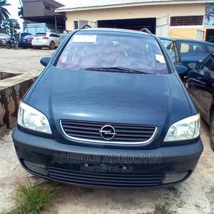 Opel Zafira 2002 Blue | Cars for sale in Oyo State, Ibadan