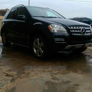 Mercedes-Benz M Class 2009 ML350 AWD 4MATIC Blue | Cars for sale in Lagos State, Oshodi