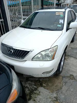 Lexus RX 2007 350 White   Cars for sale in Lagos State, Ilupeju