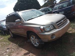 Toyota Highlander 2006 V6 Gold | Cars for sale in Kaduna State, Kaduna / Kaduna State