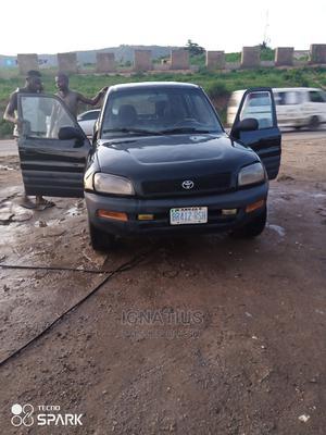 Toyota RAV4 1999 Black | Cars for sale in Abuja (FCT) State, Maitama