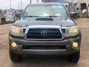 Toyota Tacoma 2010 Double Cab V6 Automatic Green   Cars for sale in Oyo State, Ibadan