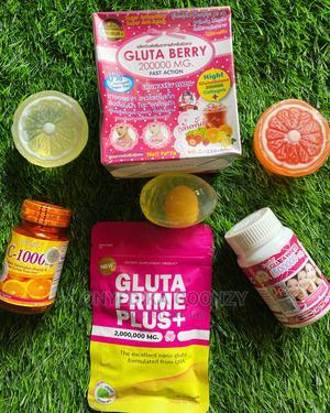 Gluta Prime Capsule, Gluta Berry, Gluta White   Skin Care for sale in Lagos State, Amuwo-Odofin