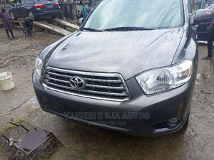 Toyota Highlander 2008 Limited 4x4 Gray | Cars for sale in Lagos State, Ojodu