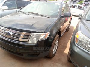 Ford Edge 2009 SE 4dr FWD (3.5L 6cyl 6A) Black | Cars for sale in Lagos State, Alimosho