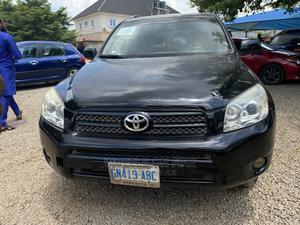 Toyota RAV4 2010 Black | Cars for sale in Abuja (FCT) State, Gwarinpa