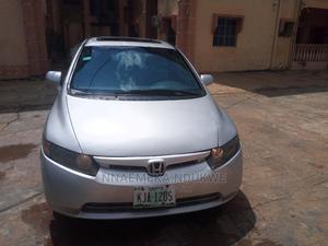 Honda Civic 2007 1.8 Sedan DX Silver | Cars for sale in Kwara State, Ilorin West