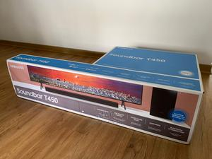 Samsung Sound Bar T450 Wireless Subwoofer   Audio & Music Equipment for sale in Lagos State, Ikoyi