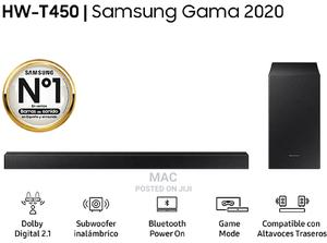 Samsung Sound Bar T450 Powerful Sound   Audio & Music Equipment for sale in Lagos State, Magodo