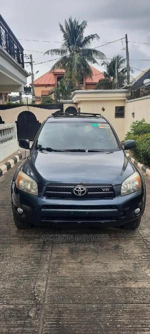 Toyota RAV4 2008 3.5 Sport 4x4 Blue | Cars for sale in Lagos State, Amuwo-Odofin