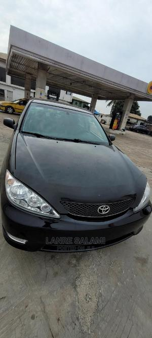 Toyota Camry 2006 Black | Cars for sale in Lagos State, Isolo