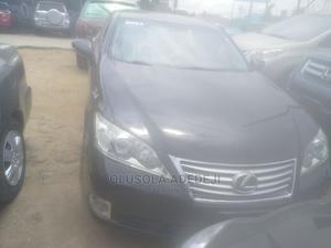 Lexus ES 2011 350 Black | Cars for sale in Lagos State, Alimosho
