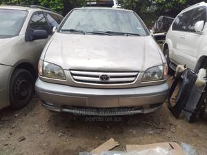 Toyota Sienna 2003 XLE Silver | Cars for sale in Lagos State, Amuwo-Odofin