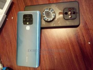 New Tecno Camon 16 128 GB Blue   Mobile Phones for sale in Lagos State, Lekki