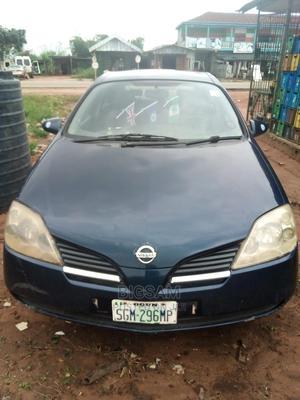 Nissan Primera 2005 1.8 Traveller Blue | Cars for sale in Ondo State, Okitipupa