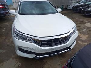 Honda Accord 2016 White | Cars for sale in Lagos State, Ojodu