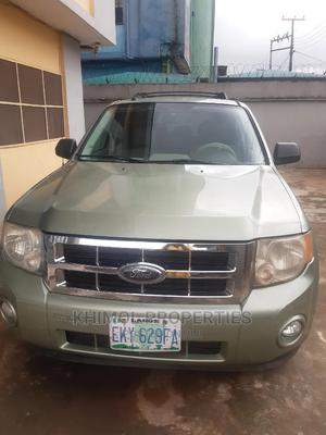 Ford Escape 2005 Green | Cars for sale in Lagos State, Ikeja