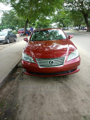 Lexus ES 2011 350 Red | Cars for sale in Lagos State, Amuwo-Odofin