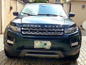 Land Rover Range Rover Evoque 2015 Green   Cars for sale in Lagos State, Isolo