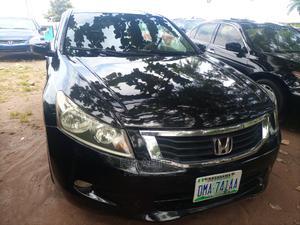 Honda Accord 2008 Black | Cars for sale in Abuja (FCT) State, Jabi