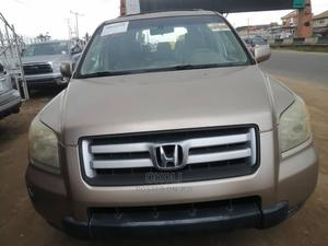 Honda Pilot 2006 Gold | Cars for sale in Lagos State, Ojodu