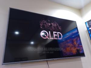 Samsung 55Q70R 55-Inch Ultra HD Smart QLED TV | TV & DVD Equipment for sale in Lagos State, Ojo