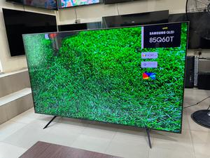 """Samsung 85""""Class Q60T Qled 4K Uhd Hdr Smart TV (2020) Tvs 