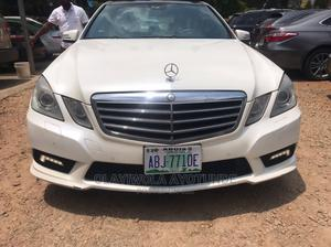 Mercedes-Benz E350 2011 White   Cars for sale in Abuja (FCT) State, Central Business District