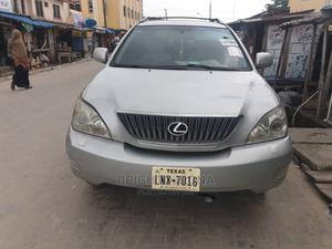 Lexus RX 2005 330 Silver | Cars for sale in Lagos State, Ajah