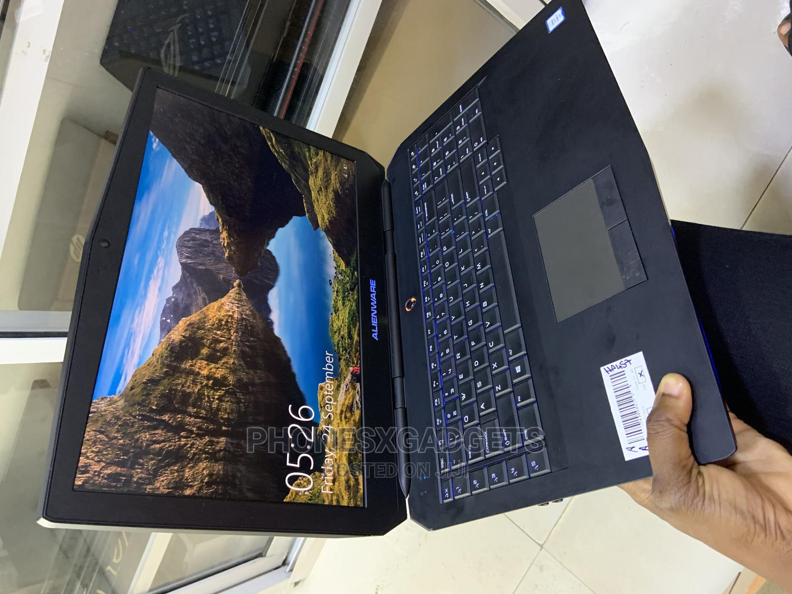 Laptop Dell Alienware 17 R3 16GB Intel Core I7 SSHD (Hybrid) 1T | Laptops & Computers for sale in Ikeja, Lagos State, Nigeria