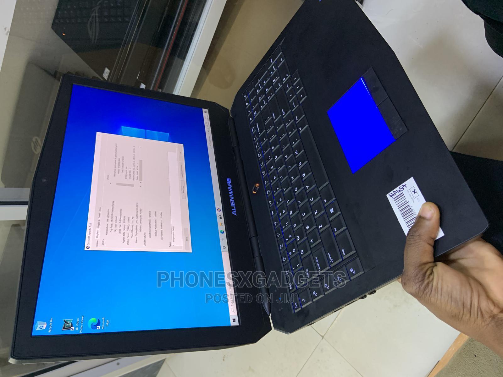 Laptop Dell Alienware 17 R3 16GB Intel Core I7 SSHD (Hybrid) 1T